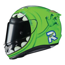 HJC Rpha 11 Mike Wazowski Motorcycle Motorbike Full Face Helmet - Green