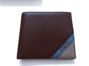Prada wallet mens