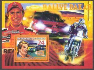 Rally Dakar 2007 Guinea S. Paterhansel, F. Biela Mi BL