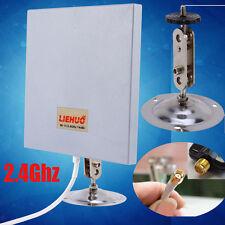 2.4Ghz 14dbi Antenna Panel WiFi Wlan Long Range Extender Directional Router SMA