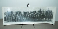 VINTAGE LARGE US ARMY CAMP ROBINSON ARKANSAS PHOTOGRAPH 75th REGIMENT CO. A 103
