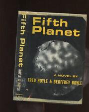 Hoyle, Fred and Geoffrey: Fifth Planet HB/DJ 1st/1st Ex-Lib