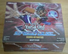 Yu-Gi-Oh! Speed Duel Scars of Battle 36 Booster Display German 1st Edition