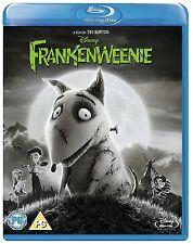FRANKENWEENIE - BLU-RAY - REGION B UK