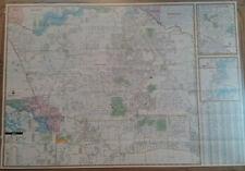 Citrus County FL Laminated Wall Map (K)