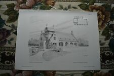 1905 Druck 14 / Turnhalle Arzberg