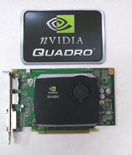 PCIe x16 NVIDIA Quadro FX580 (R784K) 512 MB GDDR3 SDRAM Graphic Card Windows 10