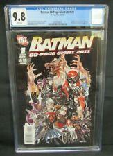 Batman 80-Page Giant 2011 #1 Dustin Nguyen Cover DC CGC 9.8 X672