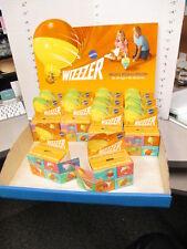 MATTEL 1969 Wiz-z-zer Whizzer wizzer MIB spinning top (12) store display box