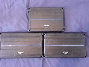 Cobalt Orion Amplifiers