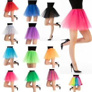 Brand New Long Tutu's Dance Fancy Dress 40CM High Quality Halloween HIGH QUALITY
