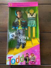 Party 'n Play Todd Barbie Mattel 1992 NIB