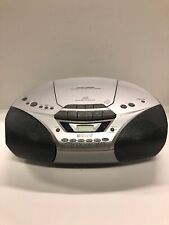 Sony Cfd-S250 Stereo Cd Player Cassette-Recorder Fm/Am Digital Tuner Boombox