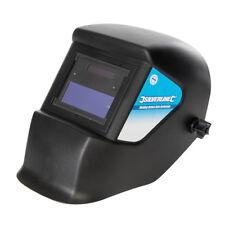 Genuine Silverline Oscurecimiento Automático Casco Soldadura DIN 3/11EW | 934295