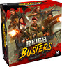 In hand: Reichbusters Projekt Vril kickstarter Mythic heroic pledge w/cargo hold