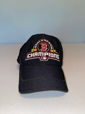 New Era Boston Red Sox Hat 2007 World Series Champions Authentic Collection