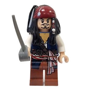 LEGO Pirates of the Caribbean | Captain Jack Sparrow | 4192 | 2011 | Minifigur