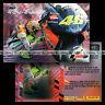 #pngp03.047 ★ Pilote VALENTINO ROSSI (MOTOGP REVIEW 2002)  ★ Panini Moto GP 2003
