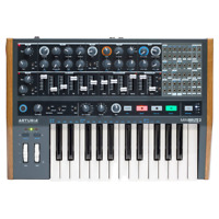 Arturia Minibrute 2 Semi-Modular Analogue Synth Keyboard with Patch Bay