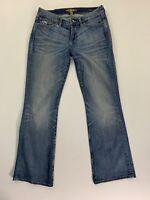 Lucky Brand Women's Blue Sweet'N Low Jeans Size 8