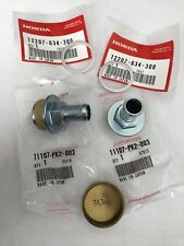 GENUINE HONDA ENGINE BREATHER FITTING KIT B SERIES CIVIC ACURA INTEGRA OEM USDM