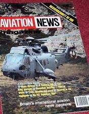 Aviation News Magazine 20.22 Bf108,Malta,JG101,Manx Airlines,RCAF,Sea King SAR