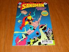 The Sandman #1 (2017) Classic Jack Kirby! Oversize Special - NM - BATMAN METAL