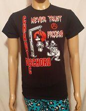 CHAOTIC DISCHORD punk cloth patch VICE SQUAD BLITZ PARTISANS EXPLOITED UK82