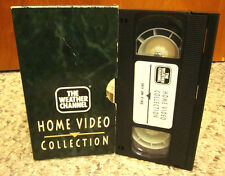 SKY ON FIRE lightning documentary VHS public safety studies Weather Channel 1995