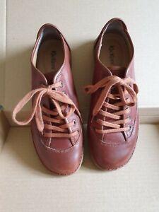vends chaussures basses KICKERS parfait état