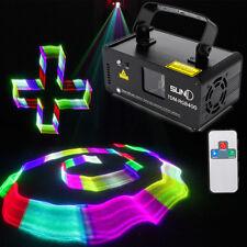 400mW 3D DJ Party Stadiums Disco RGB Laser Licht Show DMX512 Bühnenbeleuchtung