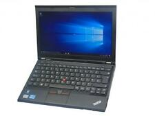 "Lenovo ThinkPad X230 Intel Core i7 Win 10 Pro 12.5"" Screen 240GB SSD 8GB RAM"