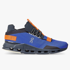 New Mens ON MEN'S Cloudnova Cobalt | Flame Shoes o1