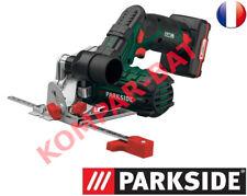 Scie circulaire sans fil PHKSA 12V 4A PARKSIDE®