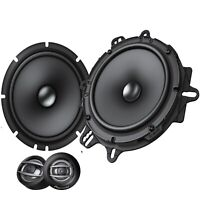Pioneer TS-A1600C 350 Watt 16.5cm 2-Way Component Car Speakers System Kit 80rms