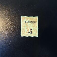France Colony Martinique #1 near Mint (NM) No Gum