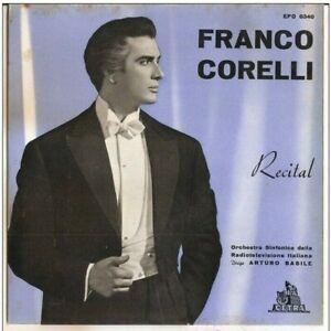 Franco Corelli - Fedora - Pagliacci   45 g