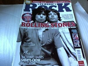 2 X Classic Rock Magazines No's 86/126 Feat: KEITH RICHARDS + THE STONES, MAIDEN