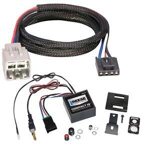 Reese IQ Trailer Brake Control for 05-07 F-250 F-350 F-450 F-550 Wiring 1-3 Axle
