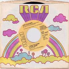 FELICIANO, Jose  (I Want To Learn A Love Song) RCA DJH0-0140 (APBO-0140) = PROMO