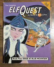 Elfquest Book 5: Siege At Blue Mountain Wendy and Richard Pini 1988 TPB