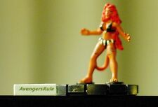 Marvel Heroclix Fantastic Forces 031 Tigra Rookie