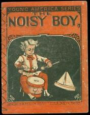 McLoughlin Chapbook - Young America Series, The Noisy Boy c1860s