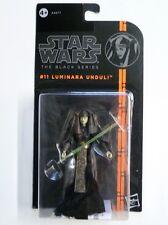 Star Wars - Moderne - The Black Series (Blister) - Luminara Unduli  #11