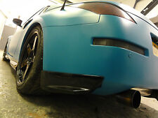 Nismo V1 Style Rear Spats for Nissan 350z 2003-2009, fibreglass BEST FITTING!!