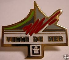Ville de Mer French Hat Lapel Pin HP8075