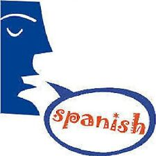 D024  LEARN TO SPEAK SPANISH LANGUAGE COURSE FOR PC DVD  REGION FREE