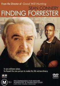 Finding Forrester (Sean Connery & Matt Damon) DVD 2000 Drama Movie REGION 4 AUST