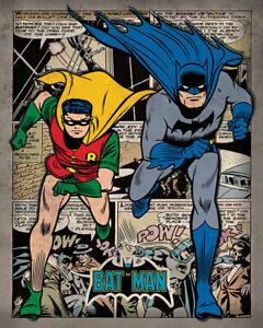 DC Comics Batman Poster 30 X 40 cm Comic Montage FP11321P FREEPOST