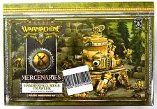 Warmachine Mercenaries Hammerfall Siege Crawler Battle Engine PIP 41119